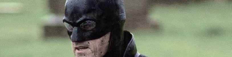 Filmu The Batman se před zastavením produkce natočila jenom čtvrtina