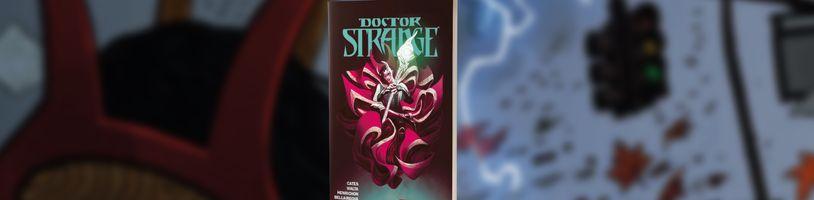Loki nahradil Doctora Strange na pozici nejvyššího čaroděje