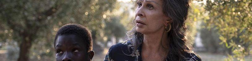 Oscarová Sophia Loren se vrací v novém dramatu Život před sebou