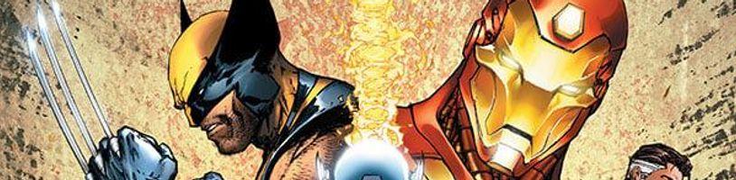 Kapitán Amerika proti Iron Manovi v Občanské válce