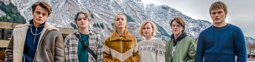 Nórsky seriál Ragnarök sa pozrie na vikingské legendy v moderných dobách