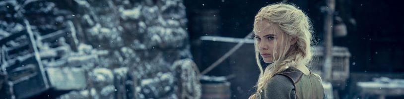 Ciri na oficiálních fotkách ke druhé sérii Zaklínače od Netflixu