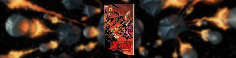 Epické finále komiksové série Astonishing X-Men