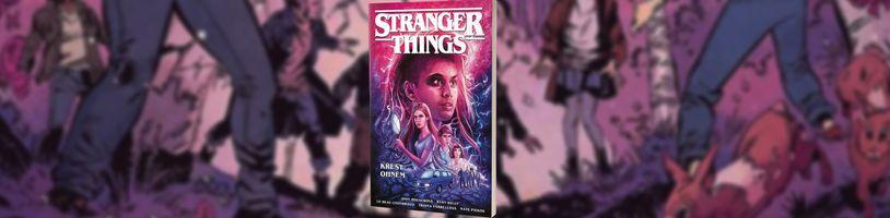 Rick a Marcy pátrají po Devítce v novém Stranger Things komiksu