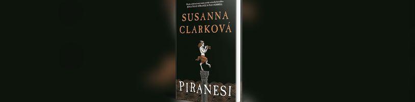 Susanna Clarke přináší po dlouhých jedenácti letech novou knihu