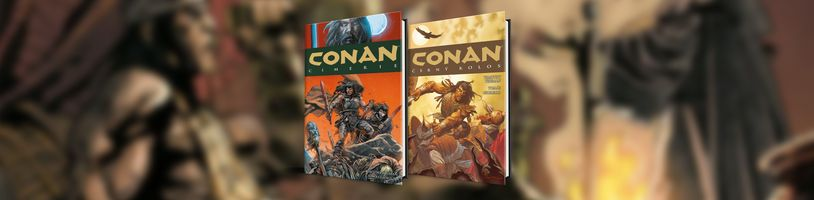 Sedmý a osmý svazek Conana od Dark Horse vydá Comics Centrum na konci měsíce