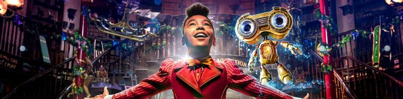 Na Netflix mieri vianočný muzikál Jingle Jangle ešte pred Vianocami