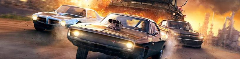 Fast & Furious Crossroads od tvůrců Project Cars vypadá jak mobilní hra