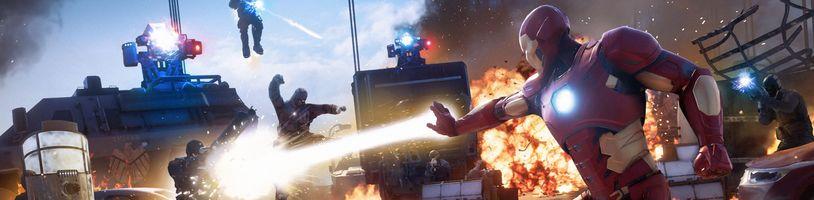 Marvel's Avengers v launch traileru. Hra vyjde s českými titulky