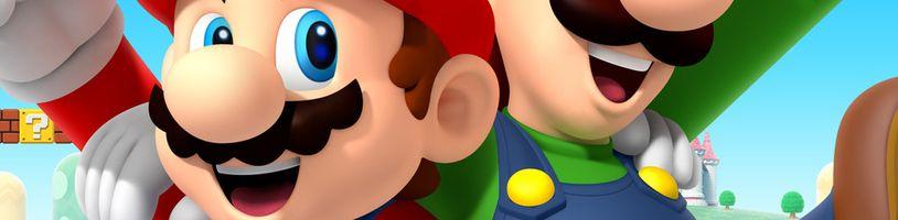 Značka Super Mario Bros. opět míří na plátna kin, tentokrát v animovaném podání a s hvězdným obsazením