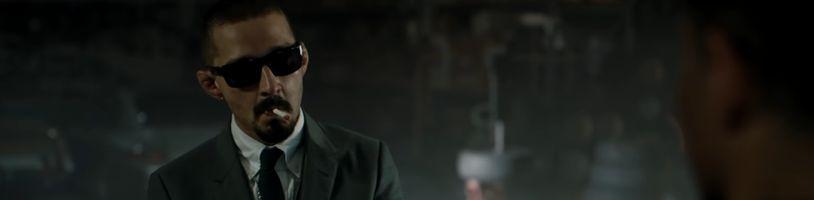 Shia LaBeouf v novej gangesterke The Tax Collector s novým trailerom