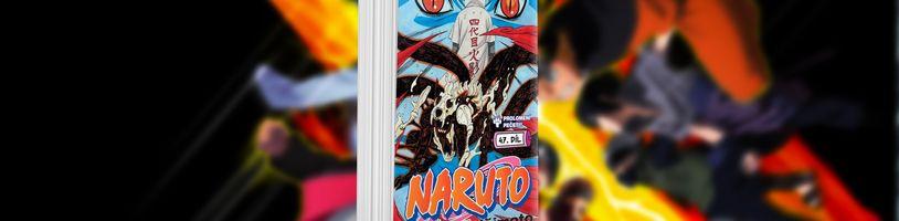 Kultovní ninja Naruto se vrací ve 47. díle mangy s podtitlem Prolomení pečeti!!
