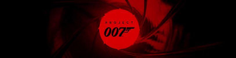 Vývojáři série Hitman lákají na jejich nový projekt s licencí Jamese Bonda