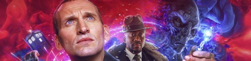 Christopher Eccleston sa vracia ako Deviaty Doktor v hre od Big Finish