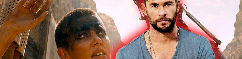 Chris Hemsworth si zahrá v Mad Max: Furiosa