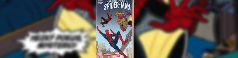 Třetí svazek komiksového Spider-Mana ponese název Návrat do minulosti