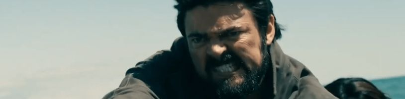 Druhá séria The Boys ukazuje krvavý klip s veľrybou a tretia už dostala zelenú