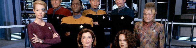 Po Star Trek: DS9 dostane vlastný dokument aj Voyager
