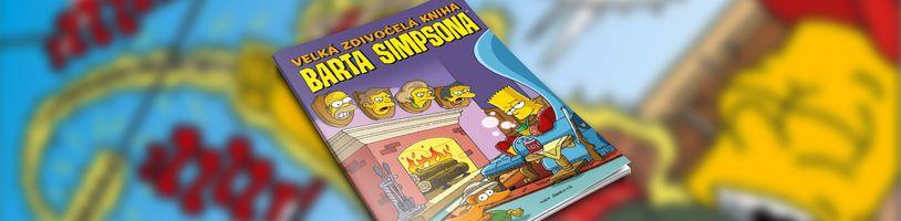 Šesté souborné vydání komiksu Bart Simpson míří do obchodů