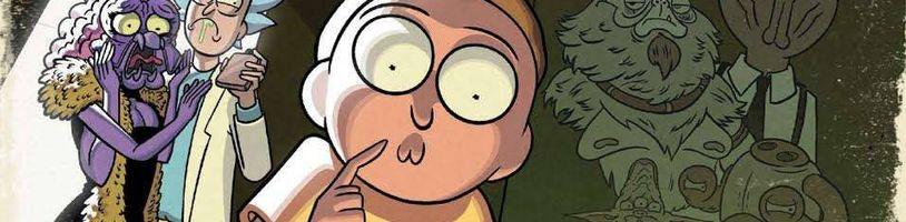 Rick a Morty budou vyšetřovat vraždy v Hotelu Immortal