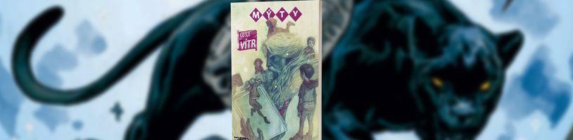 Pohádková komiksová série Mýty se po půl roce vrací
