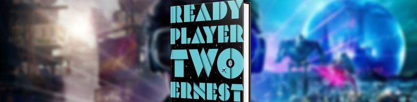 Pokračovanie knihy Ready Player One je potvrdené, v zahraničí vyjde koncom roka