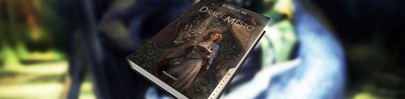 Nakladatelství Fragment vydává třetí díl fantasy série Kroniky Deštné divočiny