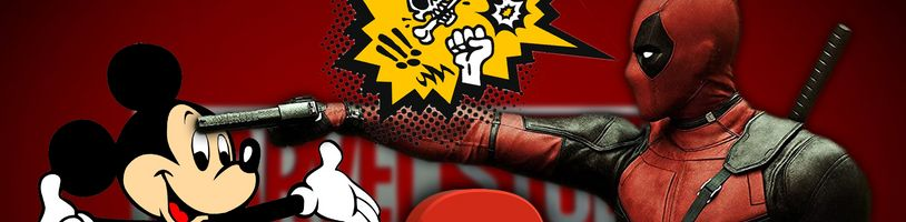 Deadpool 3 bude 18+ a součástí Marvel Cinematic Universe