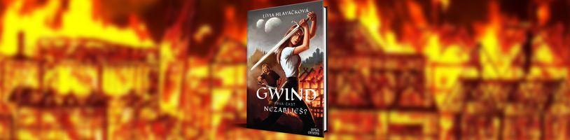 Přepracované vydání slovenského fantasy románu Gwind: Nezabiješ?