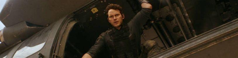 Chris Pratt v plnohodnotnom traileri na scifi The Tomorrow War od Amazonu