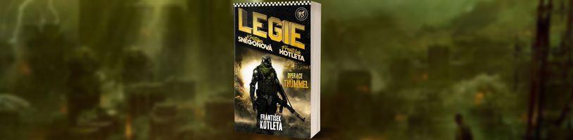 František Kotleta oznámil novou knihu