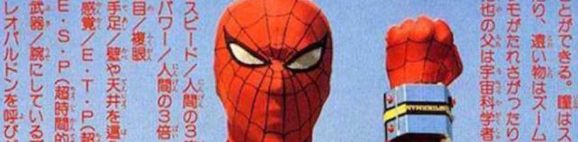 V novém díle Into the Spider-Verse se objeví Japonský Spider-Man