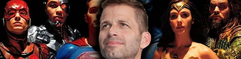 Zack Snyder ukázal ďalší teaser na Ligu spravedlnosti tesne pred DC FanDome