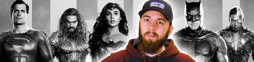 Liga spravedlnosti Zacka Snydera je nejlepším filmovým reparátem