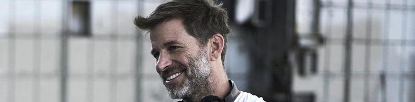 Zack Snyder pracuje na filmu inspirovaném Star Wars a filmy od Akiry Kurosawy