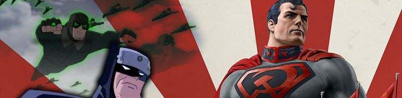 Superman: Red Son je nevydařeným paskvilem téměř dokonalé předlohy