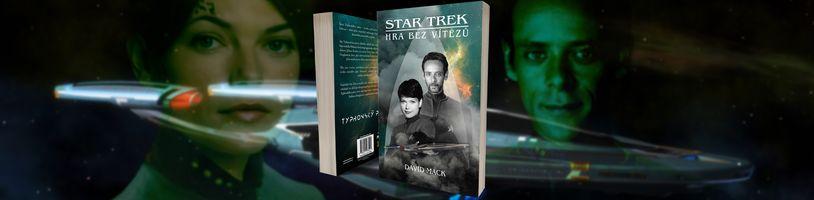 Laser-books přináší nový román ze Star Trek univerza