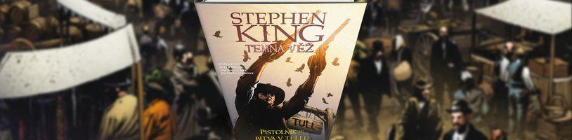 Komiksová adaptace Temné věže se vrací