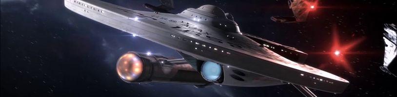 Profesionálne vyzerajúci fan film Star Trek: Axanar konečne ukazuje prvý teaser