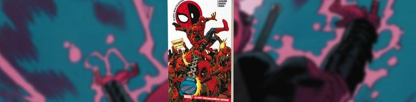 Spider-Man a Deadpool bojují proti času