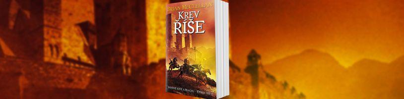 Fantasy série plná střelného prachu a magie