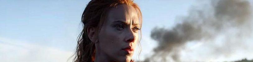 Sólovka Black Widow se ukazuje v nejnovějším traileru