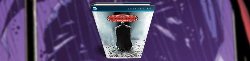 Sérii brutálních vražd může vyřešit jedině Batman. Legendární Černé zrcadlo vychází v Česku.