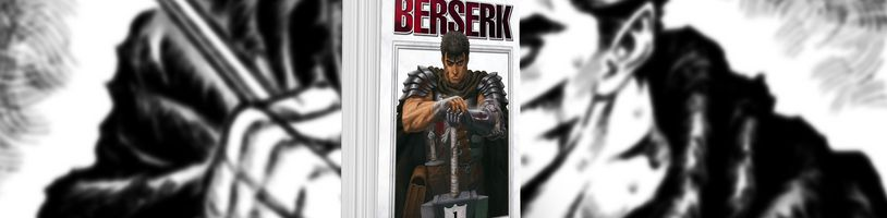 Temná fantasy manga Berserk má své datum vydání