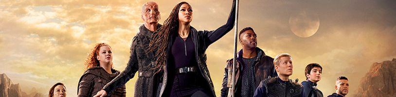 Star Trek deň nám dal nový trailer na tretiu sériu Discovery