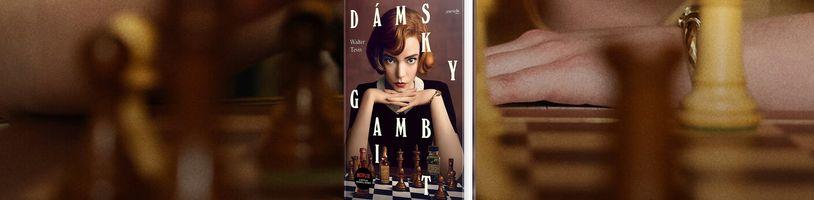 Knižní předloha pro Dámský gambit vyjde na Slovensku