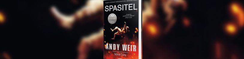 Nový román Andyho Weira se v Česku objeví ještě tento rok