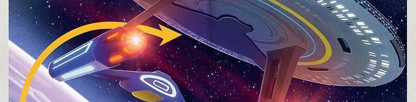 Star Trek: Lower Decks uvidíme už o mesiac, potvrdil to nový plagát