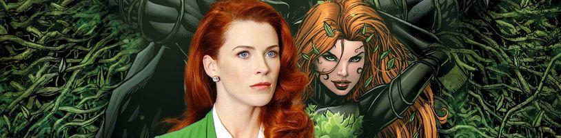 Do seriálové Batwoman přichází Poison Ivy s tváří Bridget Regan