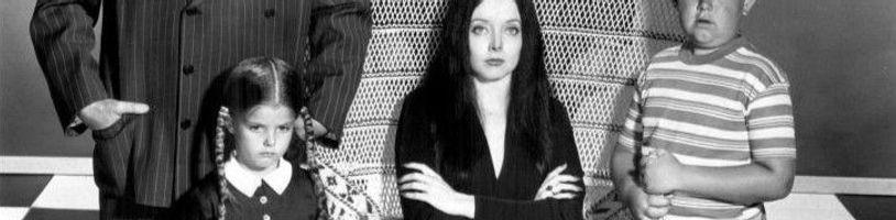 Stará klasika nikdy neomrzí aneb Pusťte si Addamsovu rodinu zcela zdarma